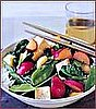 Fast &amp; Easy Dinner: Vegetable Stir-Fry 