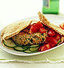 Fast &amp; Easy Dinner: Turkey Burgers With Feta and Herbs