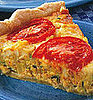 Fast &amp; Easy Dinner: Curried Tuna Quiche