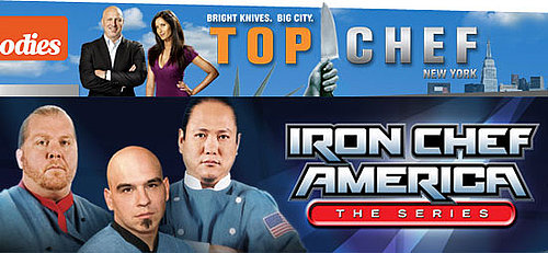 Would You Rather Watch Top Chef or Iron Chef?