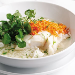 Fast & Easy Dinner: Fragrant Fish Soup