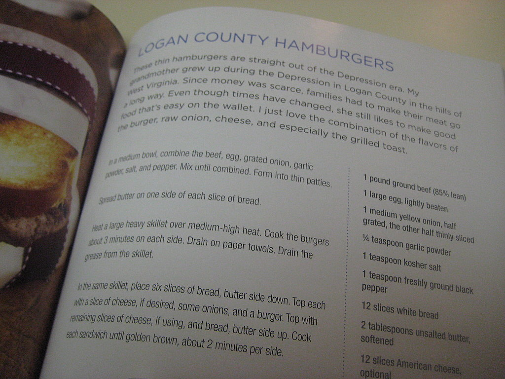 Logan County Hamburgers