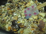 Wild Rice and Goat Cheese Stuffing