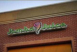 Jamba Juice Testing Organic To Go Food Items