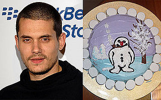John Mayer Wants You to Get Your Holiday Bake On