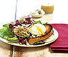 Fast & Easy Dinner: Poached Egg Salad