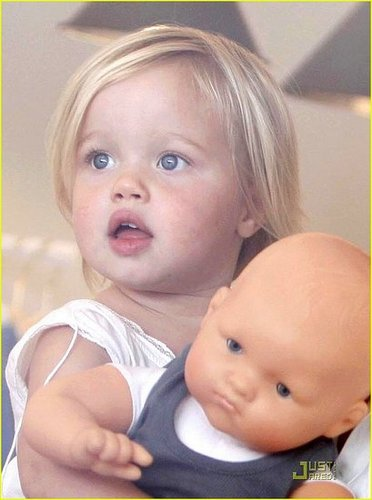 Happy 2nd Birthday to Shiloh Nouvel Jolie-Pitt! 