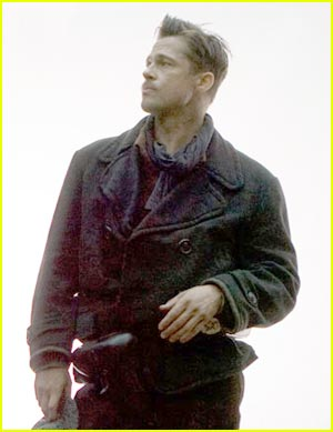 First Look at Brad in 'Inglourious Basterds'