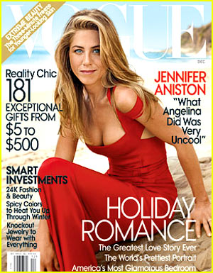 Jennifer Aniston calls Angelina 'Uncool'