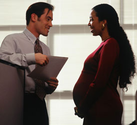 When Did You Tell Your Employer You Were Pregnant?