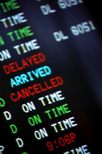 Begin Price-Watching Holiday Travel Airfare