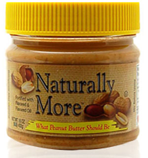 Food Review: Naturally More Peanut Butter