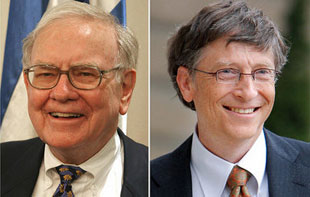 Biggest Headline of 2008: World's Richest Person Is a Different Name
