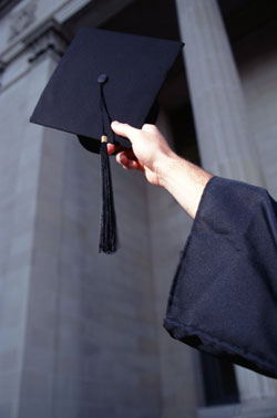 Unemployed College Grads Outnumber High School Dropouts