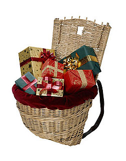 Give Your Host a Healthy, Homemade Gift Basket