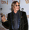 Mickey Rourke Credits Pups in Golden Globe Speech!