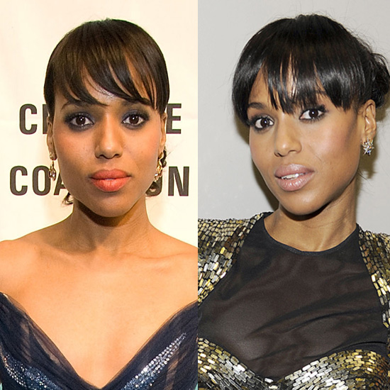 Kerry Washington's Lip Liner