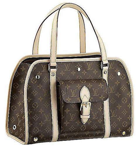 Pampered Pals: Forget the LV Sac Chien and Try Sac Baxter