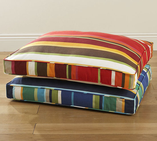 Outdoor Fiesta Stripe Beds