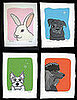 Gifts for Pet Lovers: Studio1212 Art Prints
