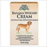 Sergeant's Natures Guardian Banana Wound Cream For Dogs