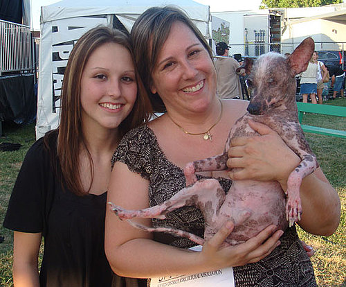 My Exclusive Interview with Gus, the 2008 World's Ugliest Dog!