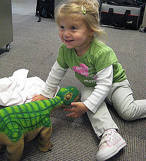 Bring Your Pleo to Work Day!