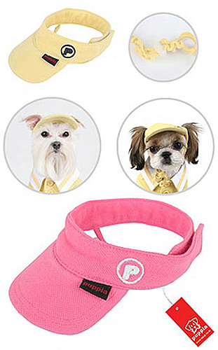 Trend Setters: Preppy Pets Rock . . . Tennis Chic