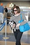 Rose McGowan and Her Boston Babe Take a Trip