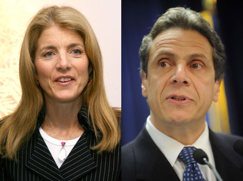 New York Voters Not Crazy About Caroline Kennedy