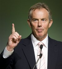 Tony Blair Secretly Shilling For John McCain