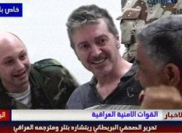 Richard Butler, Kidnapped CBS Journalist, Freed in Iraq