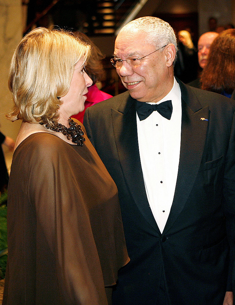 Colin Powell Was Quite the Charmer . . .
