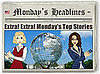 Top News Stories 2008-05-05 06:56:11