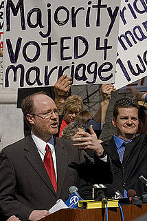 California Supreme Court Overturned Gay Marriage Ban