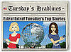 Top News Stories 2008-06-10 07:00:24