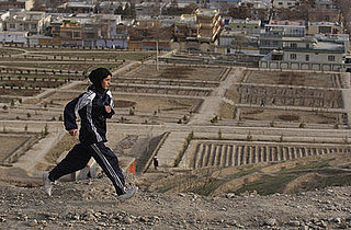 Odd Disappearance of Afghanistan's Only Female Olympian