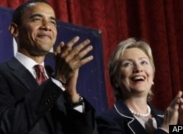 Obama Hasn't Ruled Out Clinton As Vice President