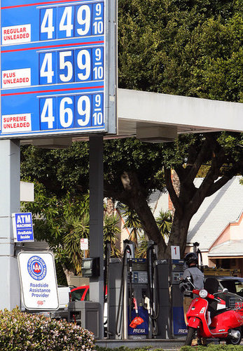 Top Five Cheapest, Top Five Most Expensive States to Buy Gas