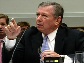 Ashcroft Defends Waterboarding Before House Panel