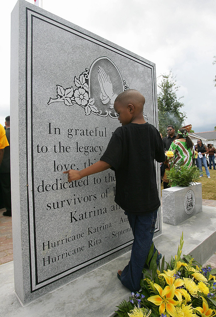 Anniversary of Katrina: Aug. 29