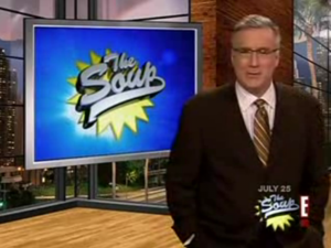 """News,"" Comedy Worlds Collide on The Soup"