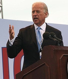 Biden's Son Deploys To Iraq, Joe Sends Off Troops