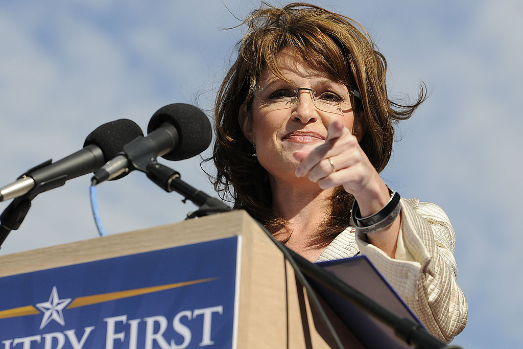 Sarah Palin As Tina Fey For Halloween