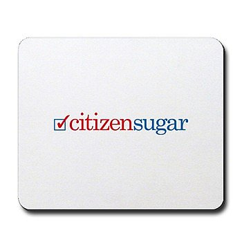 CitizenSugar Mousepad ($13)