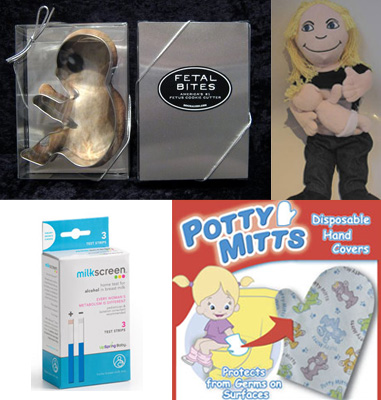 10 Products and Inventions That Make Most Mommies Cringe