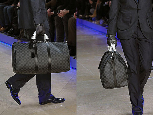 Damier Graphite Keepall 55 - GORGEOUS