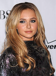 Hayden Panettiere at Fashion Rocks: Hair and Makeup
