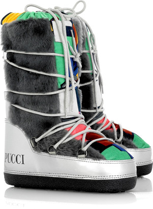 Emilio Pucci Cinguettio Snow Boots: Love It or Hate It?