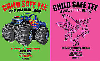 Child Safe Tee: Kid Friendly or Are You Kidding?